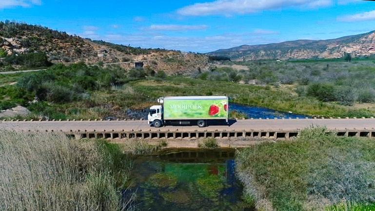 Mooihoek Truck